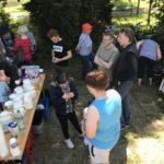 Picknick mit Lehrte hilft und DRK Pfingsten 2018 - Picknick