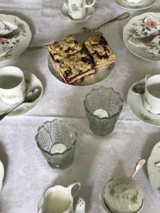 in Gedenken an meinen Papa-Familientreffen beim Spanier in Lauenau - Kaffee und Kuchen bei Mutter