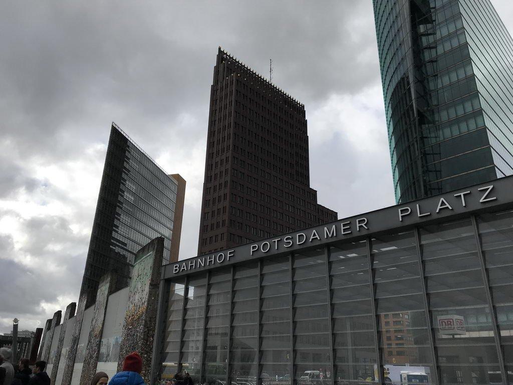 Berlinbesuch mit DRK OV Lehrte - am Potsdamer Platz