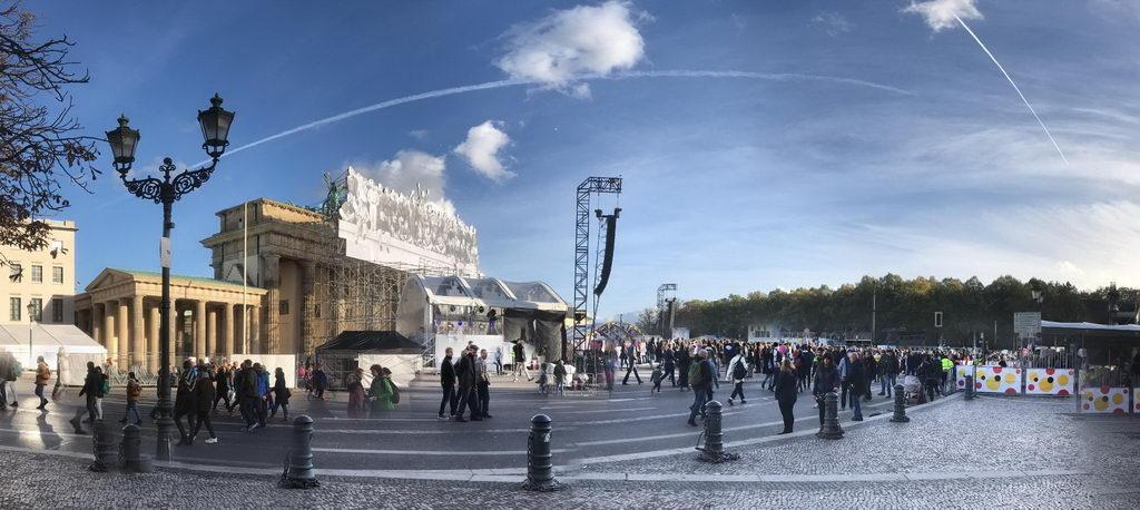 Berlinbesuch mit DRK OV Lehrte - Brandenburger Tor