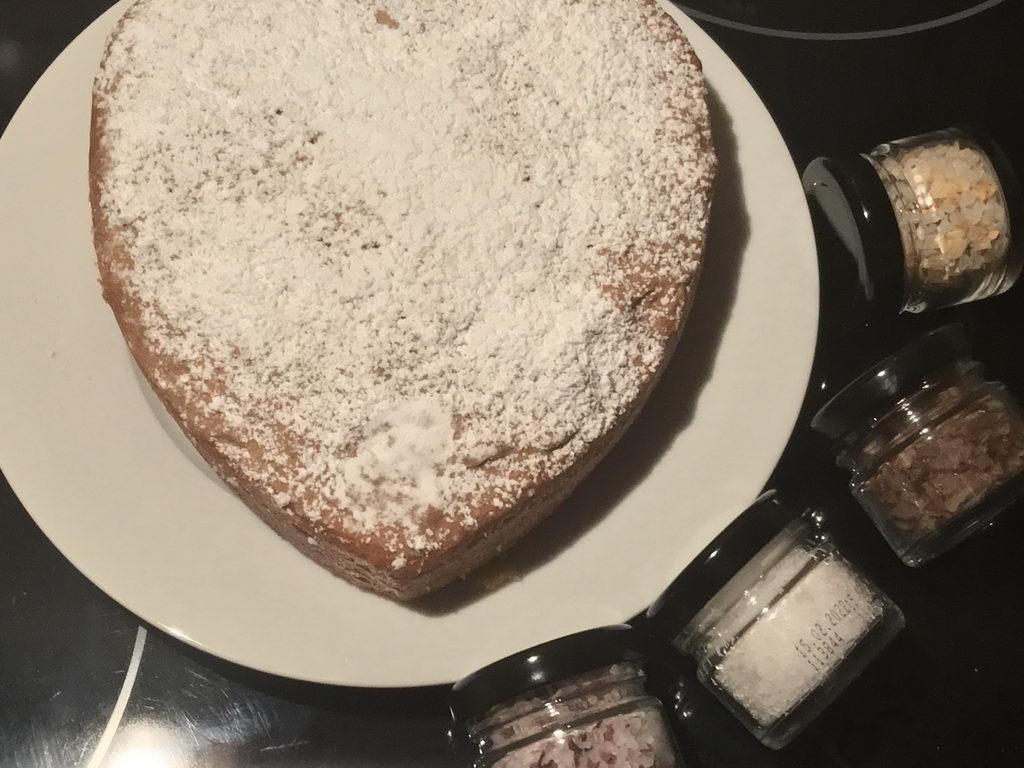kochen mit Freunden - Andreas Kuchen und Tanjas Salze