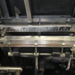 Linotype-Satz - Zeilenguss