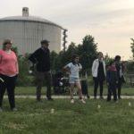 Stammtisch International im Stadtpark Lehrte - Mai 2019
