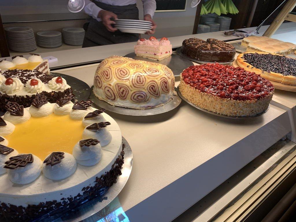 Geburtstagsessen... - Kuchen zum mitnehmen