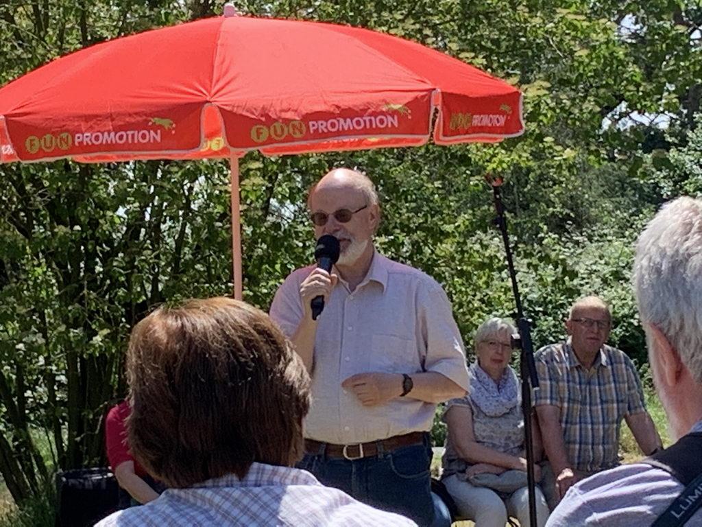 Vogelimitator Uwe Westphal