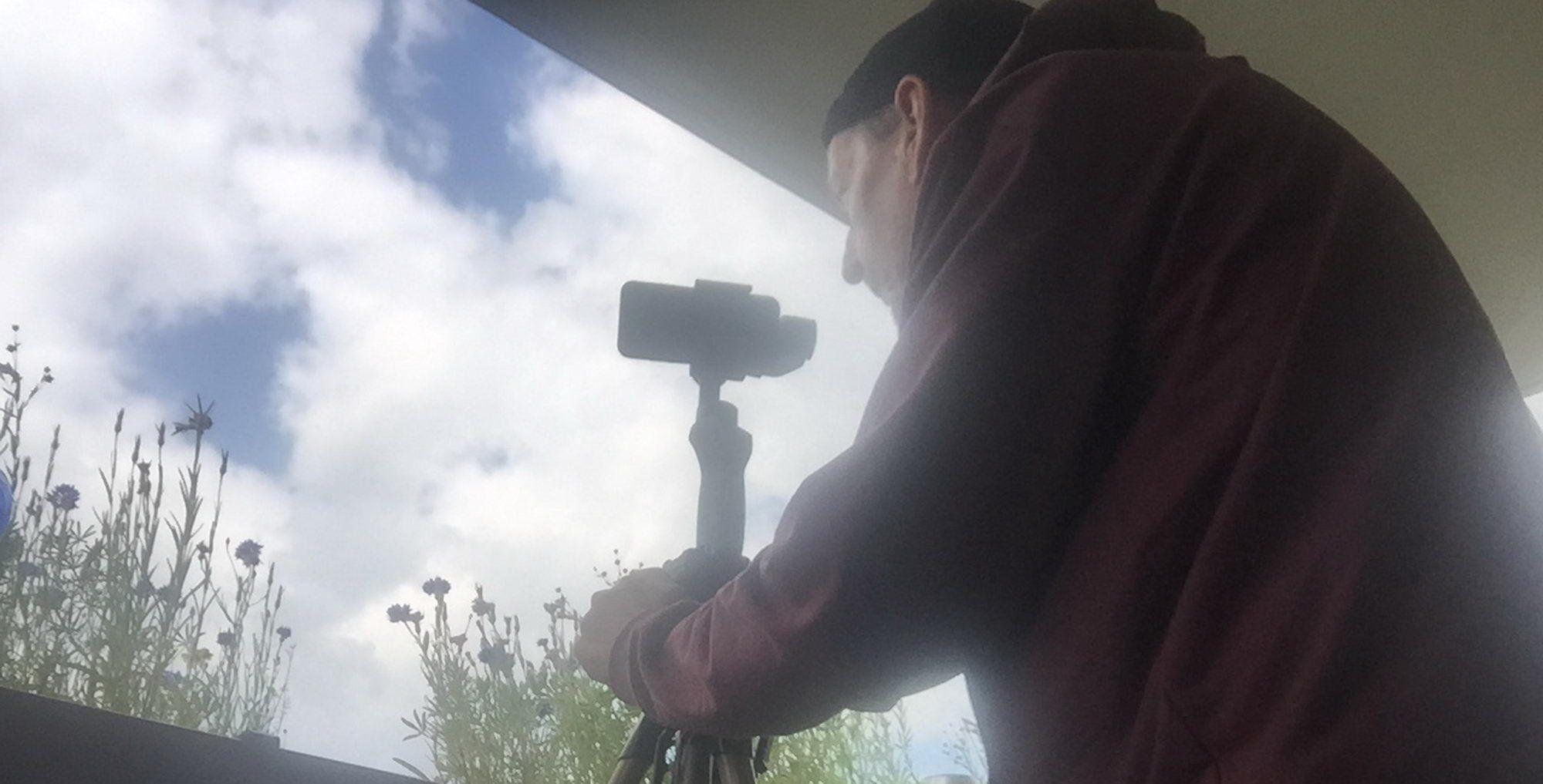Wie ich Filme mit meinem iPhone XR erstelle