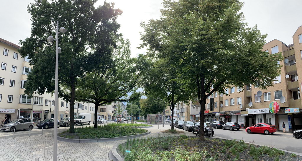 Altstadt Hannover - Marstall und Lustmeile