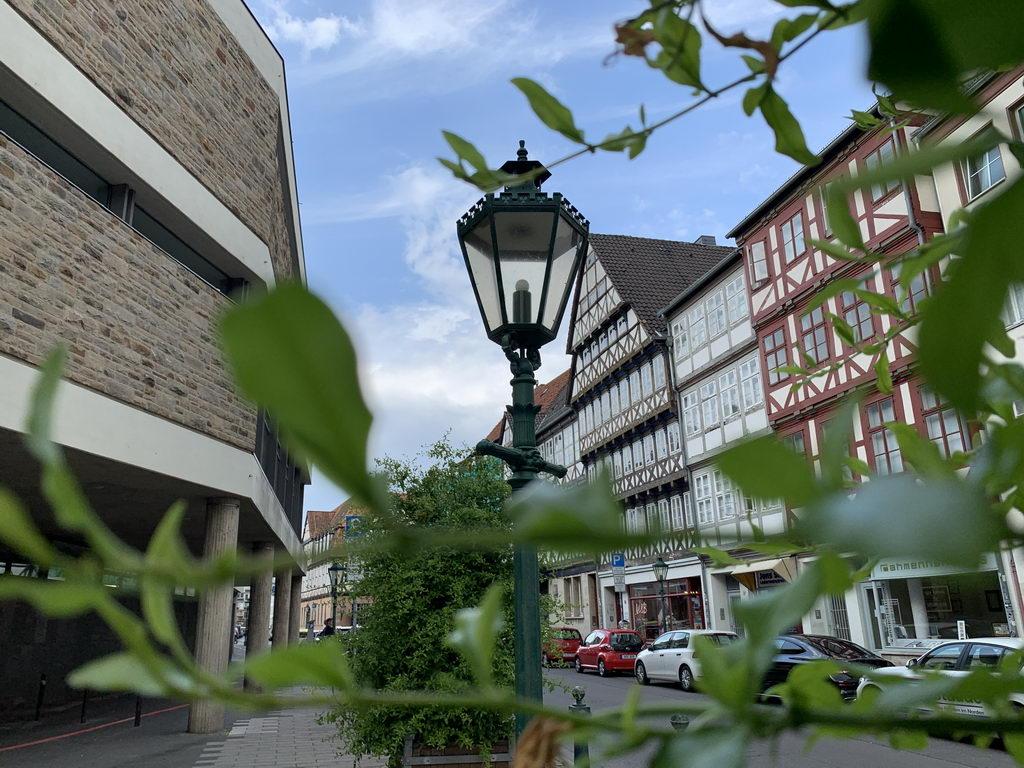 Altstadt Hannover am Historischen Museum