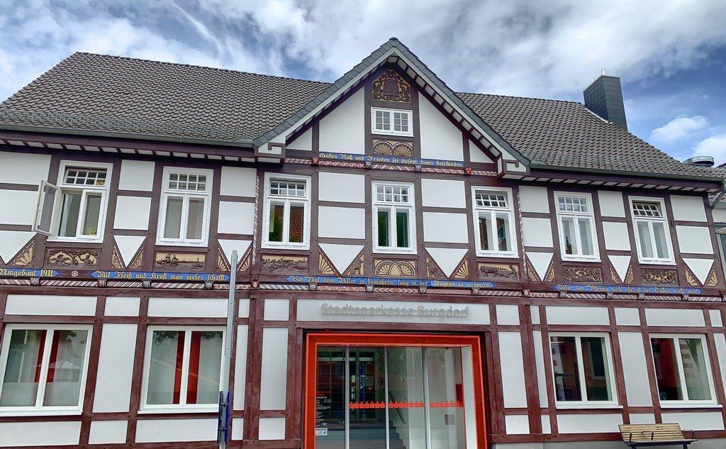 Burgdorf Fachwerkhaus