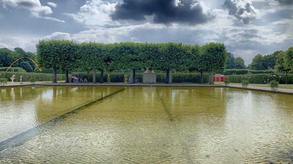 Wasserkunst Herrenhäuser Garten Hannover