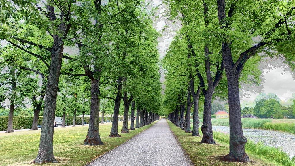 Herrenhäuser Garten - An der Graft