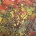 Tomaten-Sugo - Kräuter und Gewürze