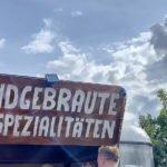Stadtmarketing Lehrte zehn Jahre Natur erleben - selbsgebrautes Bier