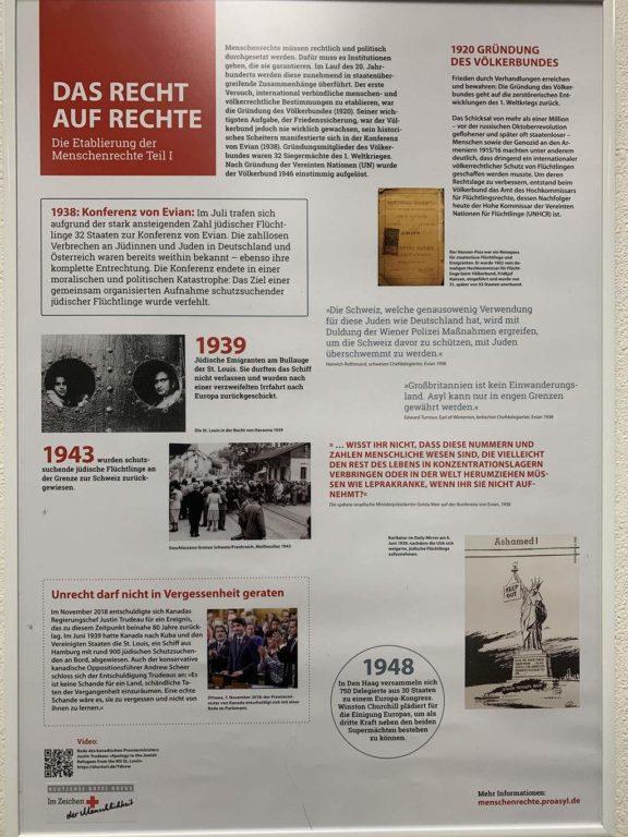 Interkulturelle Gemeinschaftsaktion Lehrte - Menschenrechte