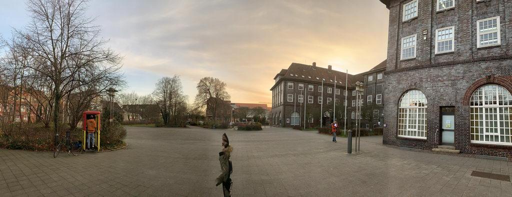 Ehrenamtskarte Niedersachsen - am Rathausplatz Lehrte