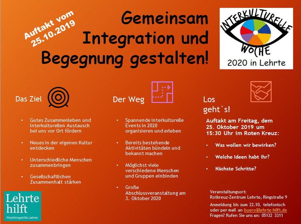 Gemeinsam Integration und Begegnung gestalten