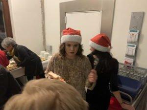 Weihnachtsfeier 2019 beim DRK Lehrte