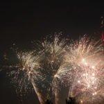 Silvesterfeuerwerk Lehrte