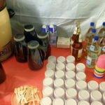 Winterfest DRK - Kaffe, Tee usw.