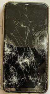 geschrottetes iPhone XR