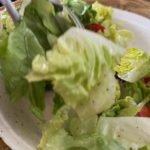 Bolognese zu Pasta - Salat dazu