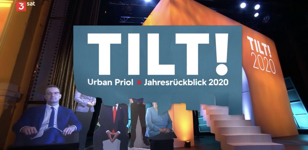 Urban Priol - TILT 2020
