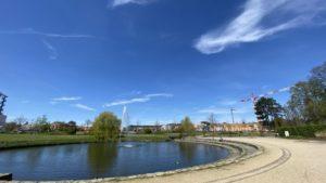 am Stadtpark Lehrte