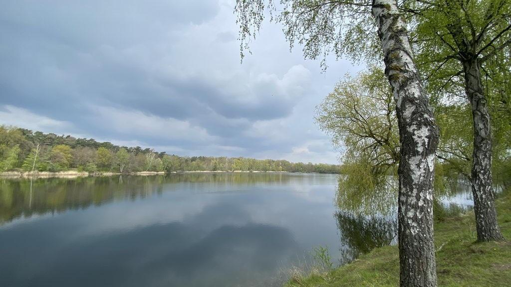 kleiner Spaziergang am Blauen See Lehrte