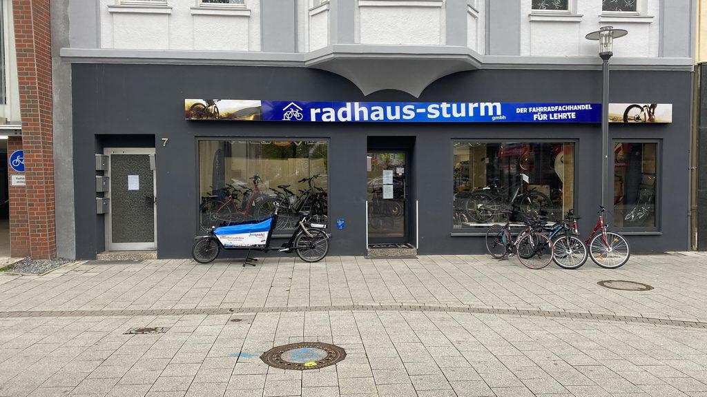 mein Fahrradhändler in Lehrte