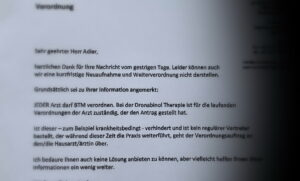 16-06 Fax wegen Dronabinoltropfen