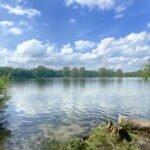 auf Achse zum Altwarmbüchener See - Altwarmbüchener See