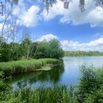 auf Achse zum Altwarmbüchener See - Blauer See Lehrte