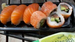 31-08 Sushi mjam