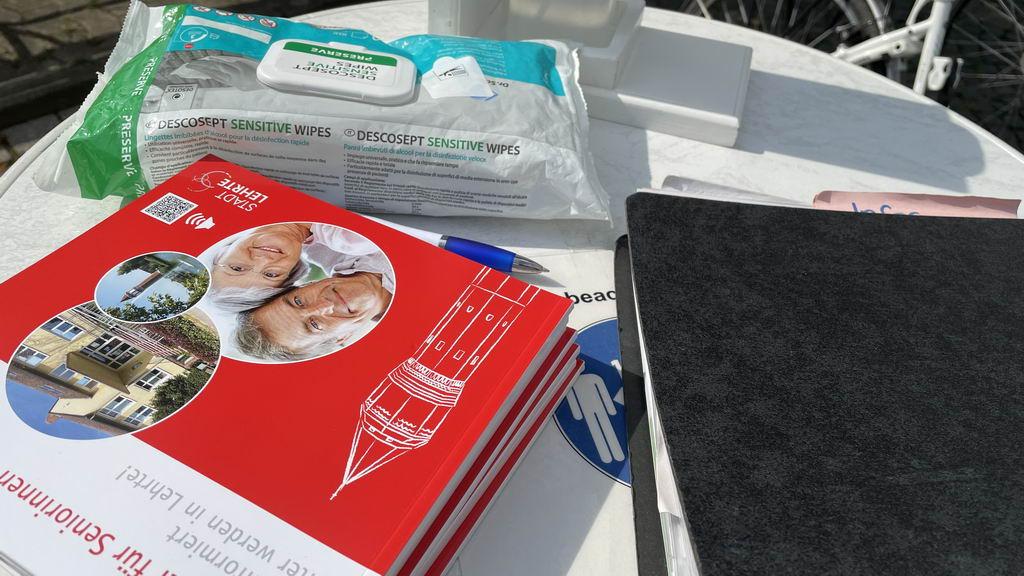 Pedelec-Senioren-Kursus in Lehrte - Hygiene und Infos