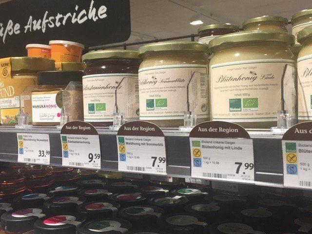 neuer Biomarkt in Lehrte
