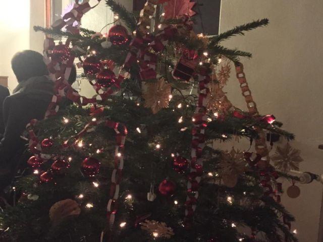 Weihnachtsfeier DRK für Ehrenamtliche 2016-12-17